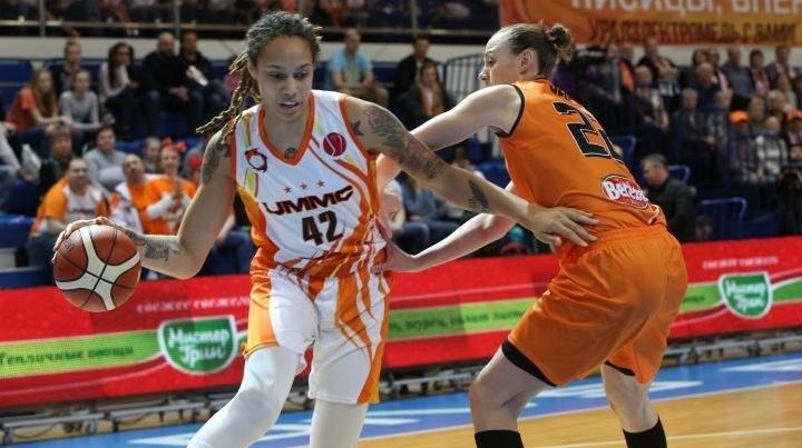 Баскетболистки УГМК разгромили итальянок в 1/4 финала Евролиги