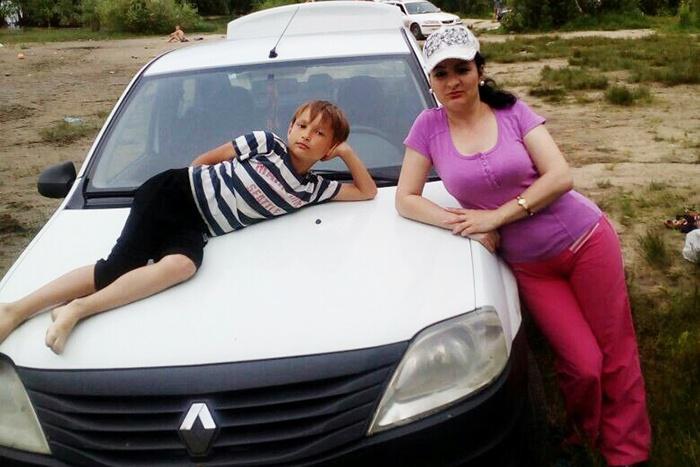 Валера и Ольга Калиновские