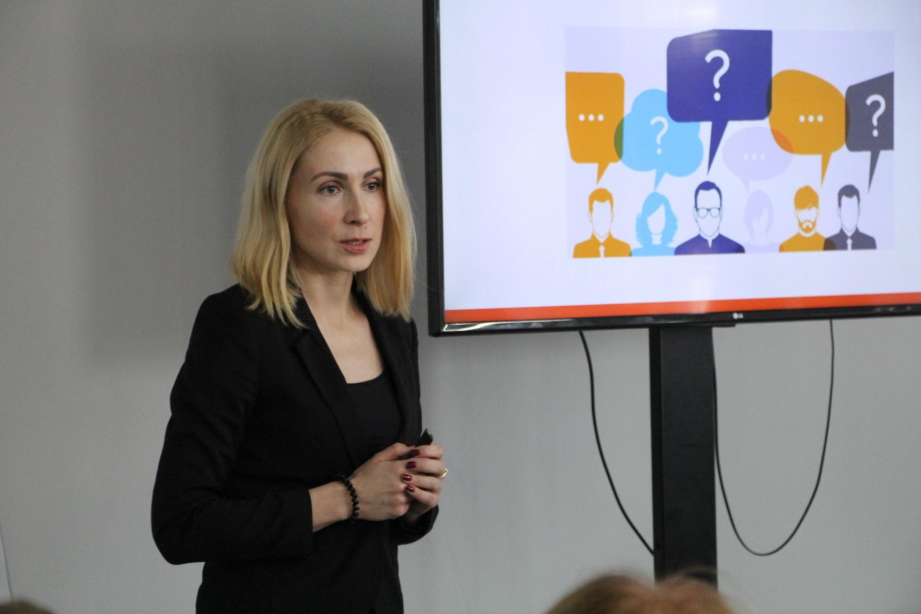 Надежда Шашкова,коммерческий директор агентства стратегического маркетинга 99FRANKOV