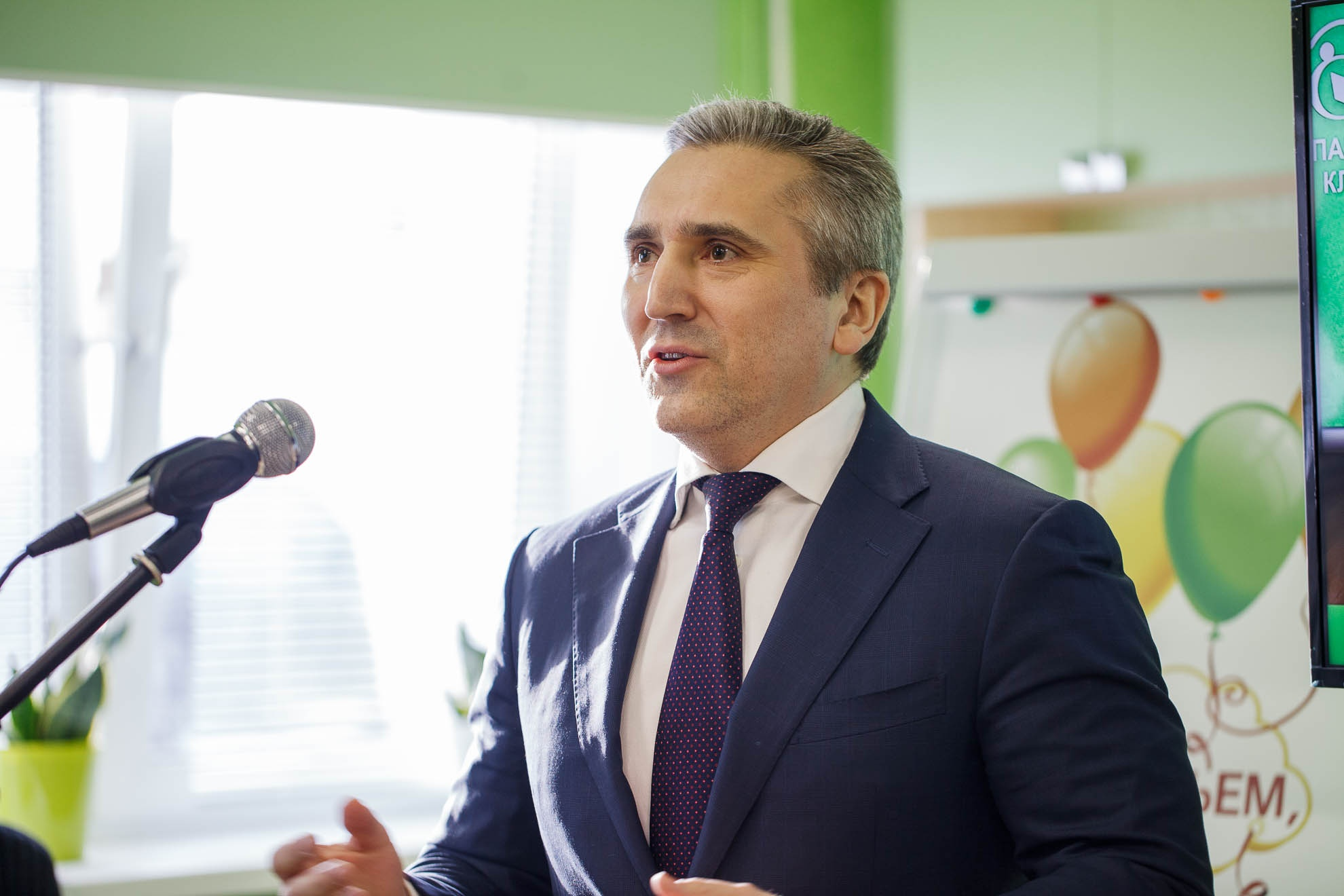 Александр Моор более семи лет руководил администрацией Тюмени