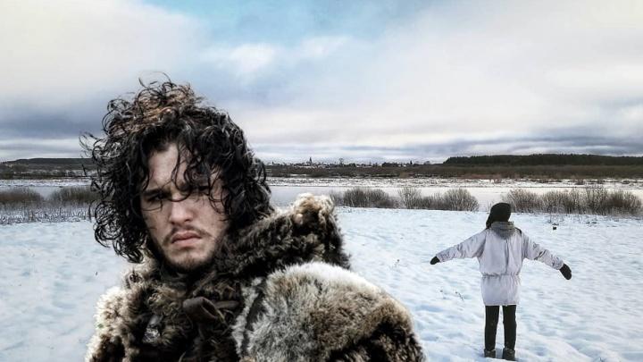 Зима реально близко! 10 фотографий из Архангельской области, от которых замерзнет даже Джон Сноу