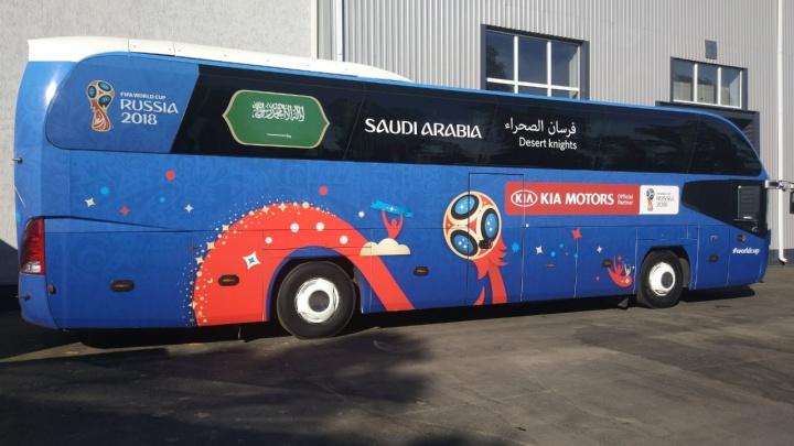 Водитель автобуса сборной Саудовской Аравии: после экстремальной посадки футболисты были спокойны