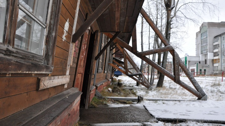 В 2019 году в Архангельской области обещают расселить более 5000 квадратных метров аварийного жилья