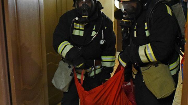 Загорелась дверь в квартиру: девочка и мальчик пострадали в пожаре в Ярославской области