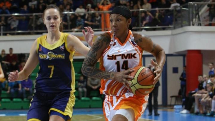 «Контракт закончился»: баскетбольный клуб УГМК покинула долгожительница Деанна Нолан