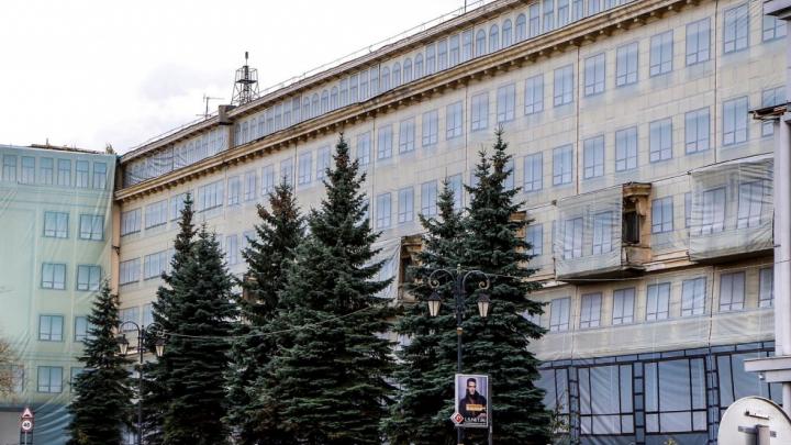 Гостиницу «Россия» на Верхне-Волжской набережной начнут сносить в ближайшие две недели