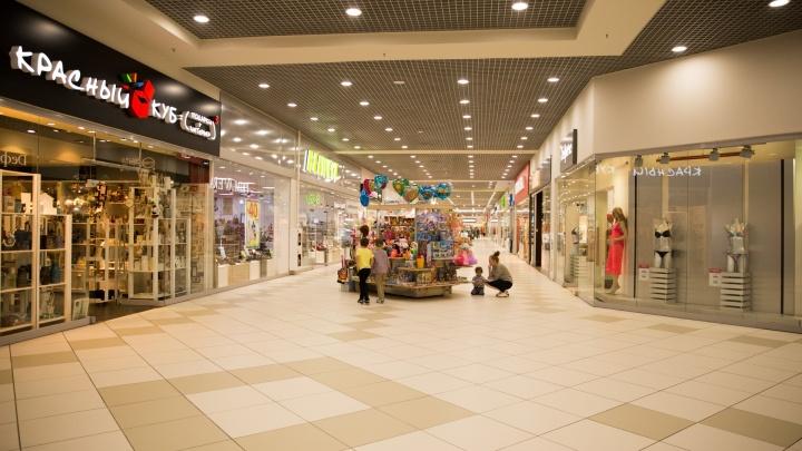 22-летняя ярославна обнесла несколько крупных торговых центров