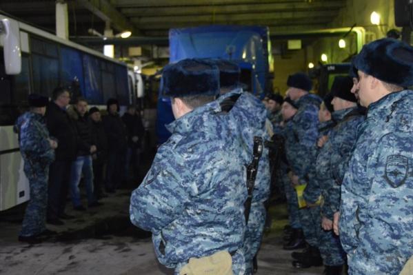 На Кавказ всегда отправляют наиболее подготовленных сотрудников органов внутренних дел региона