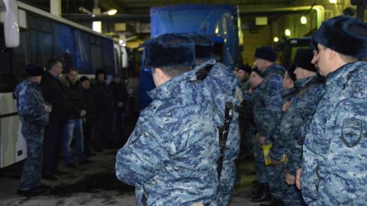 Челябинские полицейские проследят за порядком в Дагестане