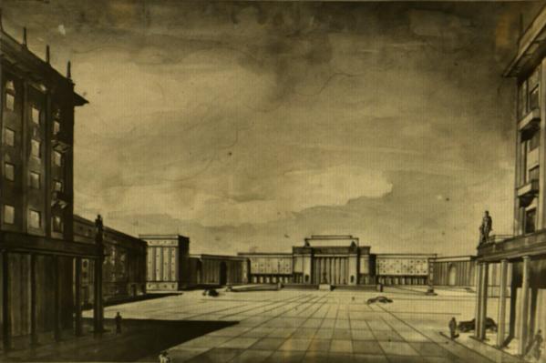 Как вам такая Пермь — с дворцами, площадями и монументальной скульптурой?