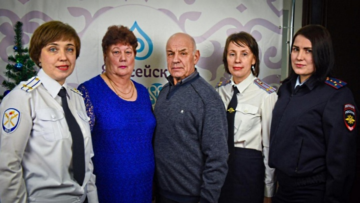 В полиции рассказали о династии сотрудников из трех поколений