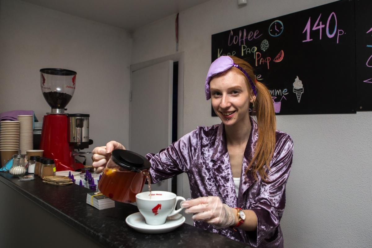 Совладелица кафеАлёна Алексеева