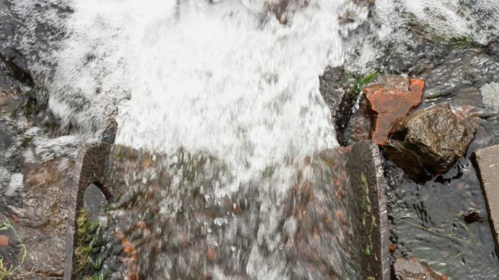 «Курганская генерирующая компания» сбрасывала в Черную реку столько сточных вод, сколько хотела