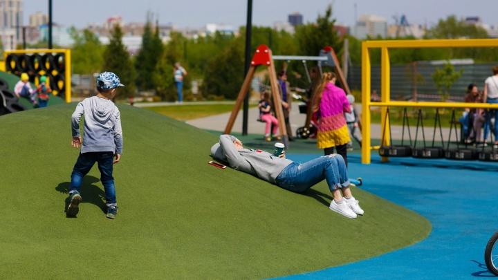 Детство разыгралось: 11 дворов в Новосибирске, которые похожи на Диснейленд