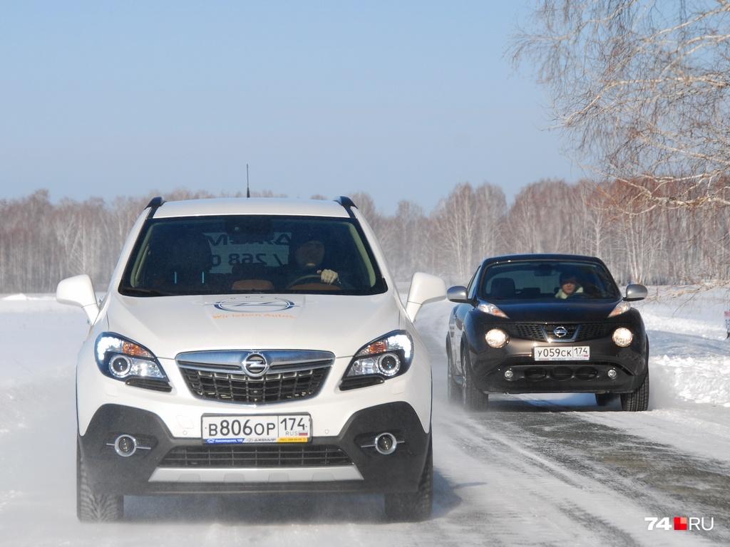 Opel Mokka пользовался хорошим спросом накануне ухода марки из России