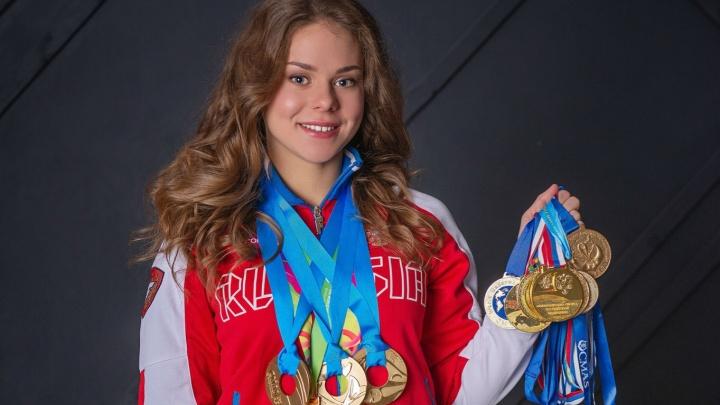 17-летняя спортсменка из Ярославля установила мировой рекорд