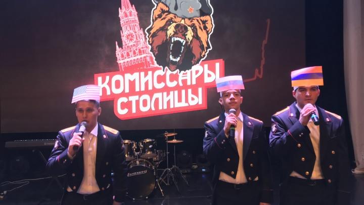 В Самаре разыграют путевку в финал кубка КВН министра обороны