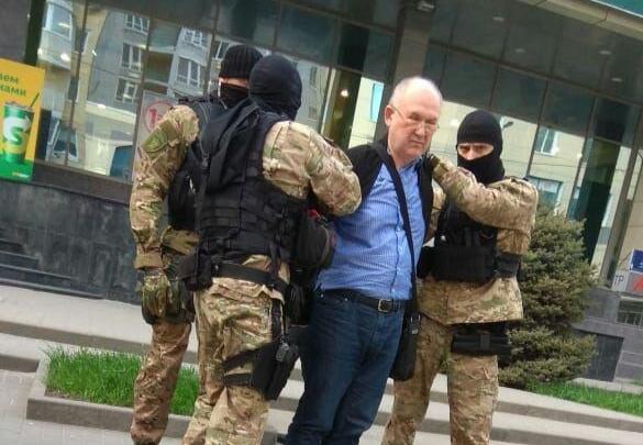 В Ростове Игорю Пятигорцу продлили арест на три месяца