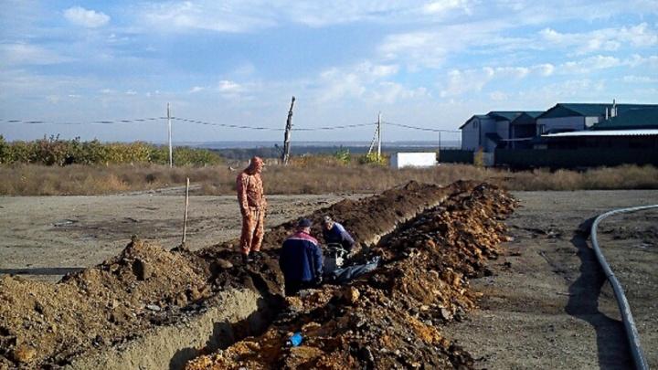 Жителей поселка Мускатного обеспечили водопроводной водой