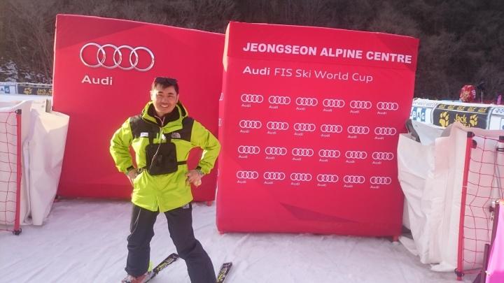 Не участвовать, так судить: новосибирский горнолыжник поедет на Олимпиаду в Корее