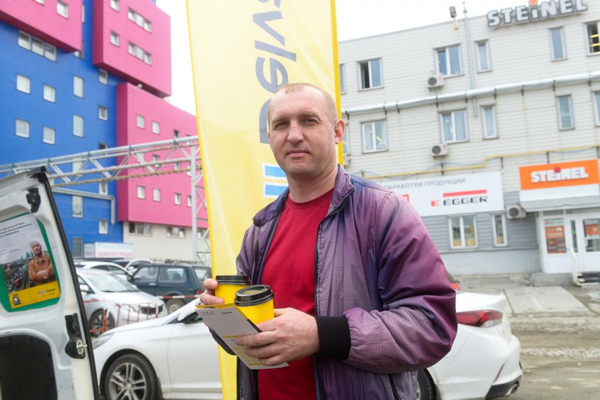 «Жесткий режим и каждая минута на счету»: репортаж про «День заботы о водителях» в Екатеринбурге