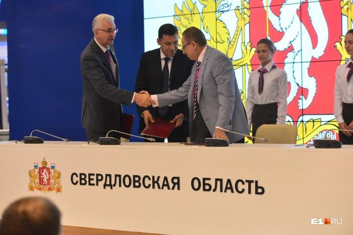 Стороны говорят, что среди российских миллионников это прецедентное соглашение