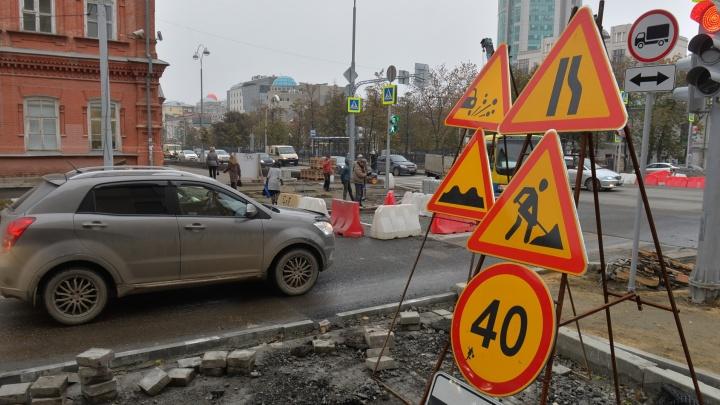 Ремонтировать выезд с Вторчермета будет компания, которая реконструирует проспект Ленина