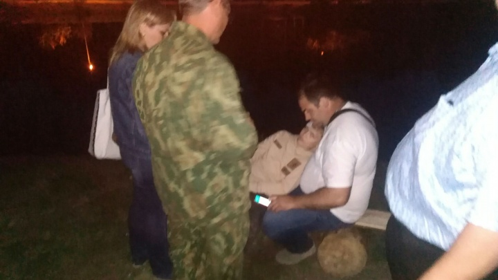 Пострадавший от снаряда фейерверка мальчик вернулся домой