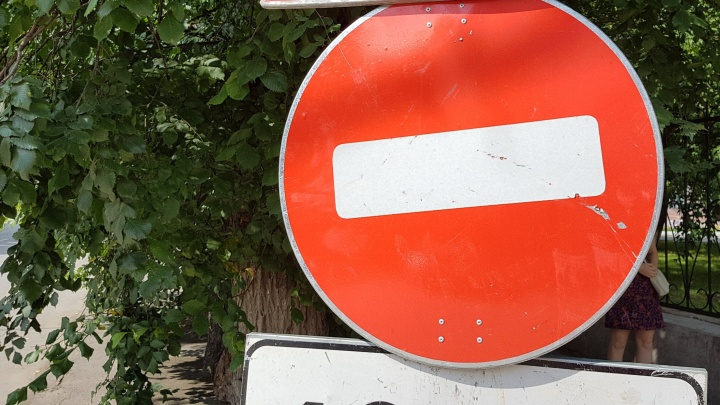 В Кургане 22 августа перекроют дорогу по улице Бурова-Петрова