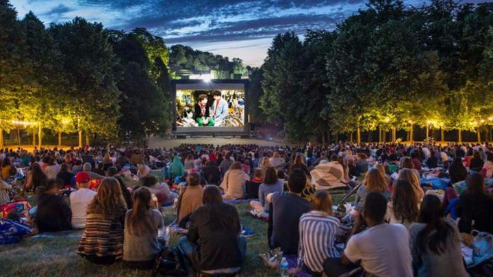 В Екатеринбурге откроется «Летний кинотеатр Радиолы»