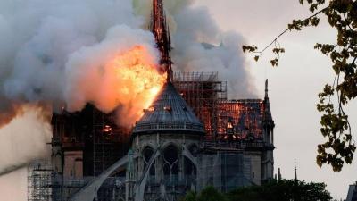 Говорят, что крыша Нотр-Дам де Пари была покрыта железом из Лысьвы. Это правда?