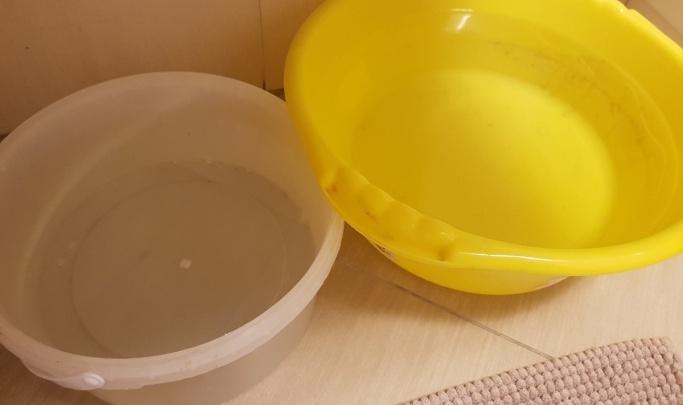 В Кургане отключат воду в Рябково и Заозерном