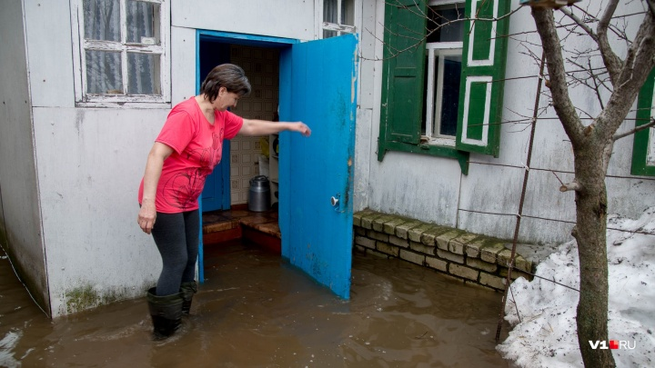 Дежавю по-волгоградски: регион готовят к самому страшному за последние полвека наводнению