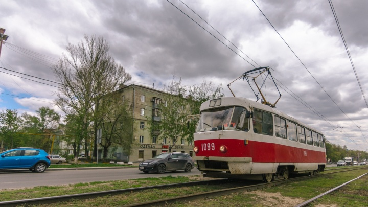 В Самаре трамваи № 7 и 19 вернули на свои маршруты