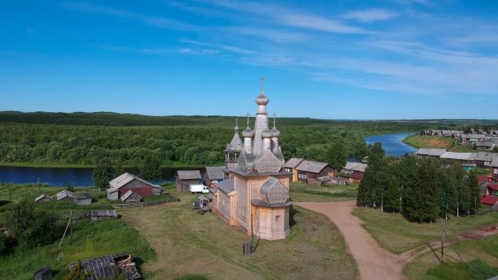 «Это наша общая живая история»: о колоколах в деревне Кимжа создадут фильм