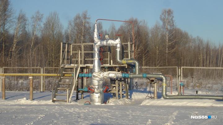 В Тарском районе сократилась добыча газа – существует риск отключения тепла у жителей