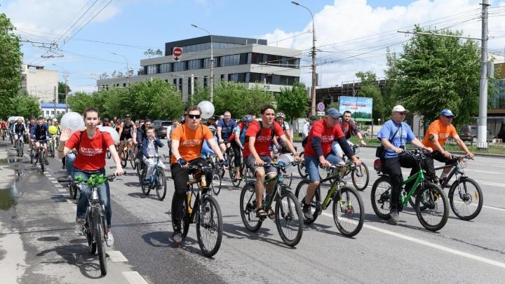 По следам Дня города: волгоградские велосипедисты остановят Первую Продольную ради своего парада
