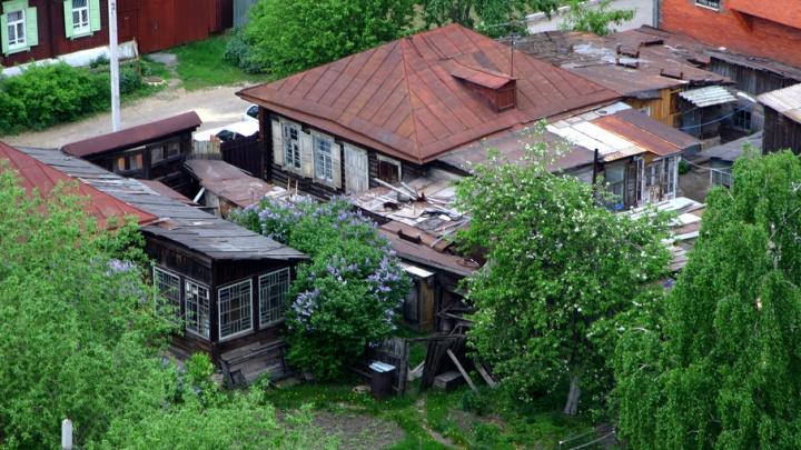 Жителей Кургана выселили, чтобы построить на месте дома дорогу