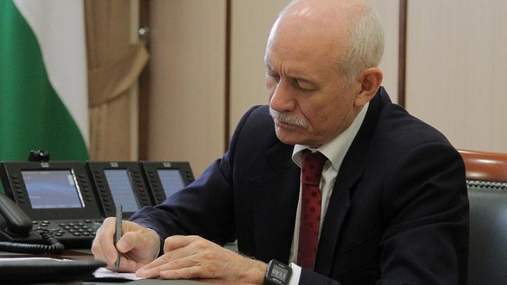 Глава республики встретился с жителями Башкирии