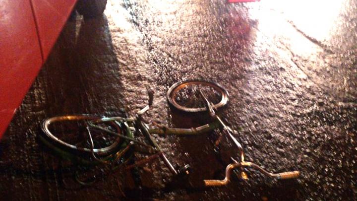 В Рыбинске автобус сбил велосипедиста