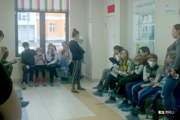 В этом году Первая детская поликлиника в Академическом микрорайоне должна получить из Фонда обязательного медицинского страхования около 141 млн рублей