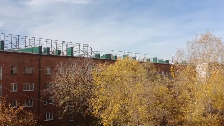 В Омске по программе капремонта отремонтируют крыши двадцати семи домов