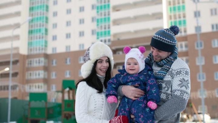 Вместо обычных домов — квартал семейного уюта: новая жилая застройка изменила облик микрорайона