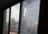 У жителя Академического расстреляли балкон на третьем этаже