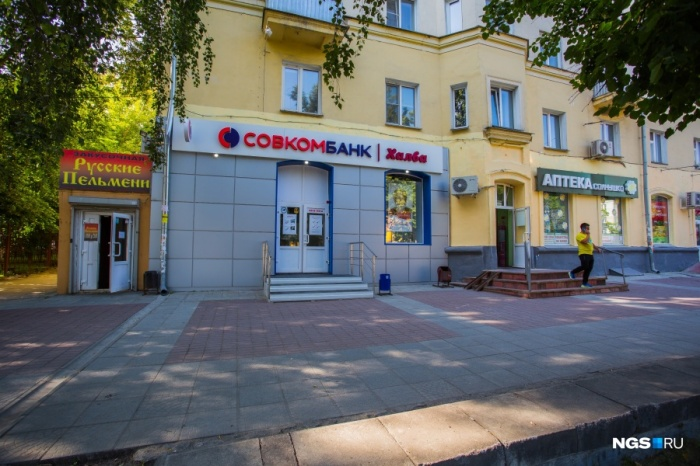 Теперь фасад офиса покрасят в бежевые оттенки
