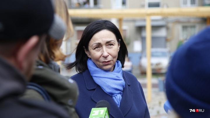 «Челябинцы заслуживают большего»: Наталья Котова оценила новый облик города