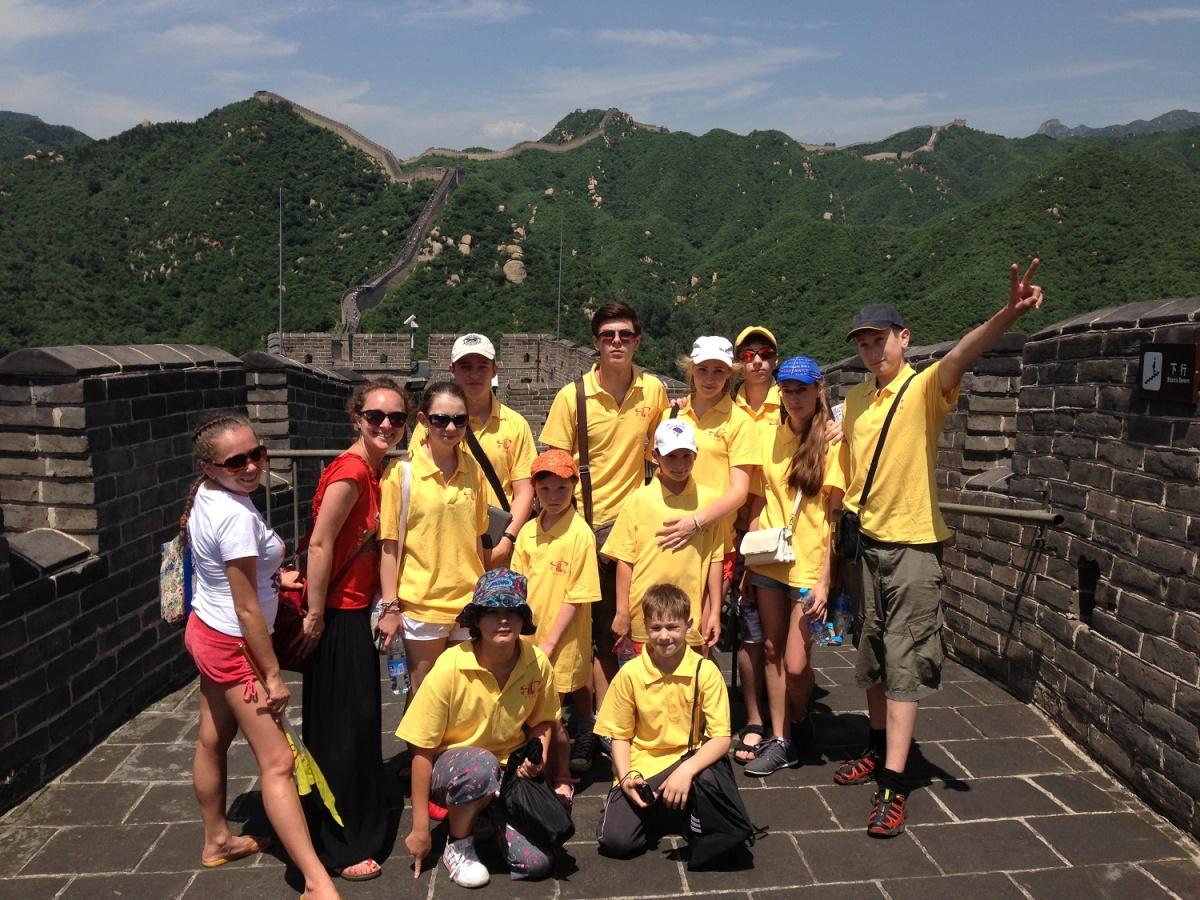 Открыт набор школьников и студентов на летние программы по изучению китайского языка в Пекине
