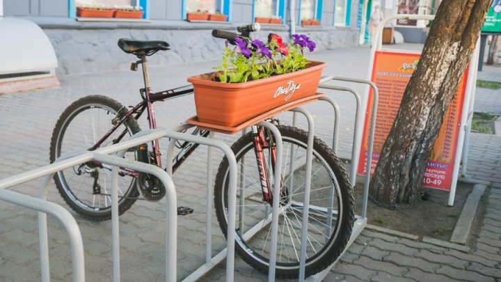 С наступлением тепла из подъездов начали пропадать оставленные без присмотра велосипеды