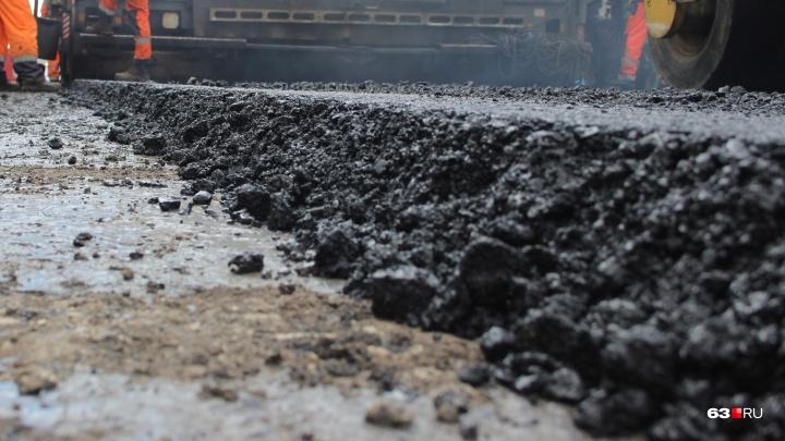 На Волжском шоссе обустроят переходно-скоростные полосы