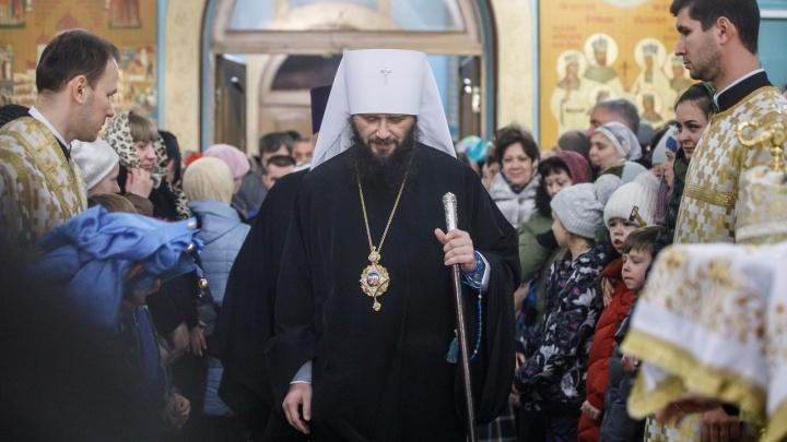 «Мы здесь ни при чем»: волгоградский митрополит вошел в состав Общественной палаты